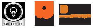 AKELEC-logos